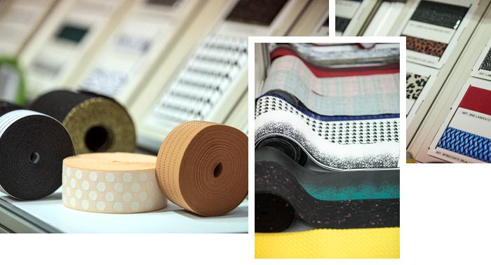 374b6de1b Sucesso na estreia: fabricante italiana de elásticos para calçados comemora  resultados da primeira participação na Couromoda