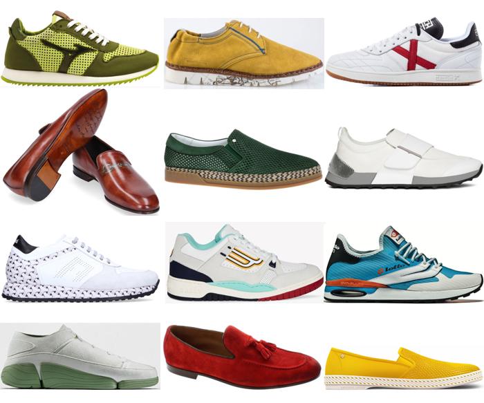 7424901c4 As primeiras grandes tendências em calçados masculinos para 2019 ...
